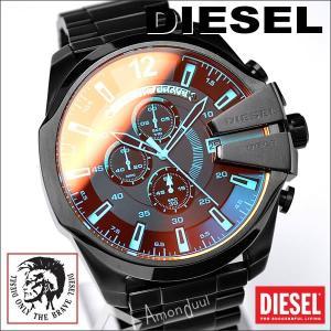 ディーゼル DIESEL クロノグラフ腕時計 メガチーフ ディーゼル メンズ DZ4318 新作モデル|amonduul