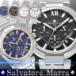 サルバトーレマーラ腕時計 メンズ腕時計 クロノグラフ Salvatore Marra 新作モデル|amonduul