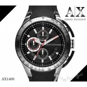 クロノグラフ アルマーニ エクスチェンジ クロノグラフ腕時計 メンズ AX1400 クロノグラフ|amonduul