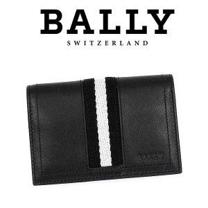 BALLY/バリー カードケース 名刺入れ メンズ 財布 カーフレザー 牛革 男性用 紳士用|amonduul
