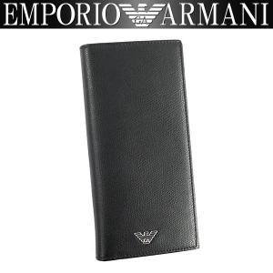 エンポリオアルマーニ EMPORIO ARMANI 財布 メンズ 長財布 YEM474 YAQ2E 81072 男性用 アルマーニ|amonduul