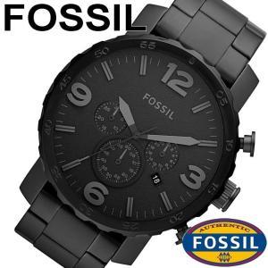 フォッシル FOSSIL 腕時計 メンズ クロノグラフ JR1401|amonduul