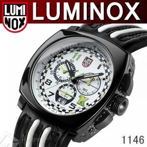 ルミノックス LUMINOX ミリタリー腕時計 1146 トニーカナーン クロノグラフ腕時計 メンズ ルミノックス amonduul