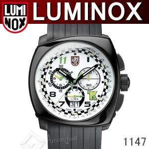 ルミノックス LUMINOX ミリタリー腕時計 1147 トニーカナーン クロノグラフ腕時計 メンズ ルミノックス amonduul