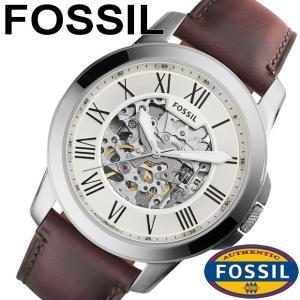 フォッシル FOSSIL 腕時計 メンズ ME3099 自動巻き 機械式|amonduul