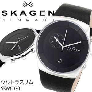 スカーゲン SKAGEN 腕時計 メンズ 時計 SKW6070|amonduul