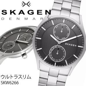 スカーゲン SKAGEN 腕時計 メンズ 時計 SKW6266|amonduul