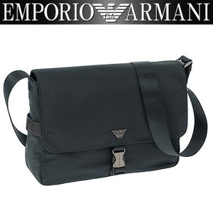 エンポリオアルマーニ EMPORIO ARMANI ショルダーバッグ メンズ バッグ 男性用 アルマーニ Y4M103 YKB4J 81193 ポリエステル 斜めがけバッグ|amonduul
