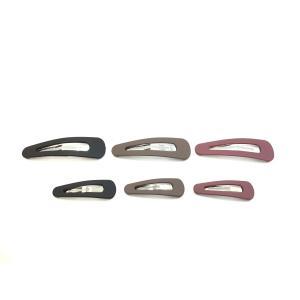 スリーピン(大)マットカラー 3色展開 2サイズ展開 おしゃれ しっかりとまる W8cm CCD-19005|amongre