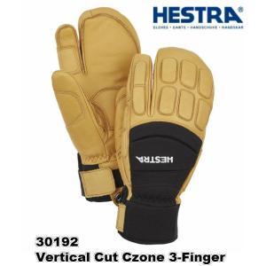 2020 HESTRA 30192 Vertical Cut Czone 3-Finger ヘストラ...