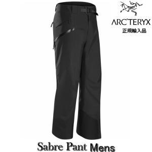 ゴアテックス スノーボード RUSH LT Pant Mens BLACK WHITELINE arcteryx ホワイトライン L06916700 シェルパンツ アークテリクス スノボ スキー