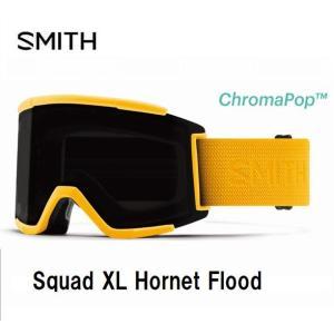 スミス 2020 SMITH Squad XL HornetFlood  スカッド エックスエル ゴ...