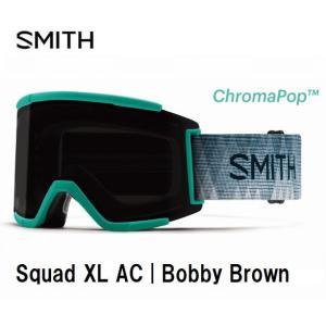 スミス 2020 SMITH Squad XL AC BobbyBrown  スカッド エックスエル...