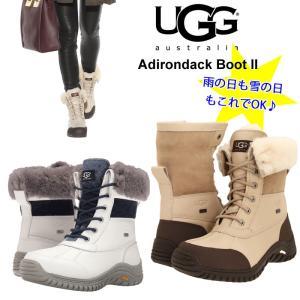 UGG  アグ Adirondack Boot2 2 アディロンダック スノーブーツ 撥水 防水 防寒 雨 正規品 送料無料 US直輸入|amscloset