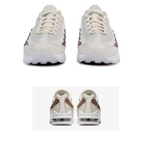 Nike Air Max 95 GS レッドブロンズ  レディース可 ガールズサイズ ベージュ  ナイキ エア マックス スニーカー 310830-015  正規品 送料無料 US直輸入|amscloset|06