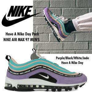話題の Have a Nike Day パックからエアマックス97もラインアップ! プレイフルに彩ら...
