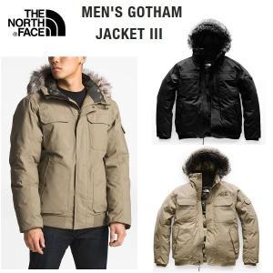 【The North Face ノースフェース Gotham Jacket III ゴッサム ファー...