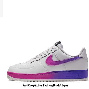 Nike AIR FORCE 1 '07 LV8  エアフォース1 Grape グレープ グラデーション CJ0524 002 メンズ スニーカー ナイキ 正規品 送料無料 US直輸入|amscloset|03