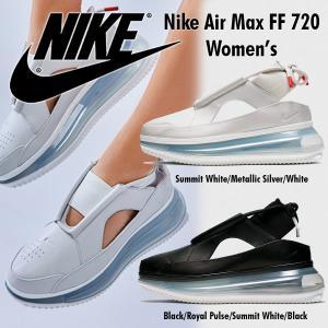 【Nike ナイキ】 NIKE  AIR MAX FF 720 ブラック US9(26cm) 早い者...