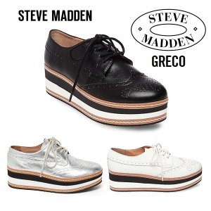 e7fd5535301 Steve Madden Greco スティーブマデン 厚底 プラットフォーム オックスフォード 靴 シューズ 正規品・送料無料 US ...