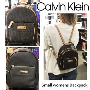 Calvin Klein カルバンクライン ミニバックパック ミニリュック モノグラム ロゴ 正規品 送料無料 US直輸入|amscloset