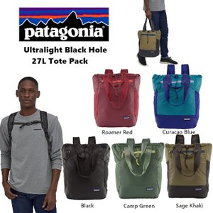 Patagonia パタゴニア Ultralight Black Hole 27L Tote Pac...