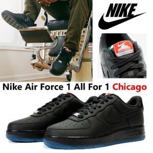 新作!NIKE  Air Force 1 All For 1 Chicago ナイキ メンズ エアフ...