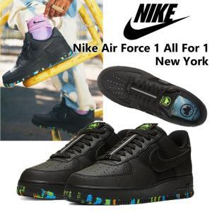 新作!NIKE  Air Force 1 All For 1 NY ナイキ メンズ エアフォース1 ...