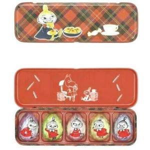 「ムーミン×メリーチョコレート」リトルミイチョコレート 5個