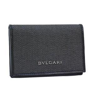 ブルガリ カードケース BVLGARI ウィークエンド 名刺入れ PVC レザー 32588 レディース メンズ ブランド 新作|amulet