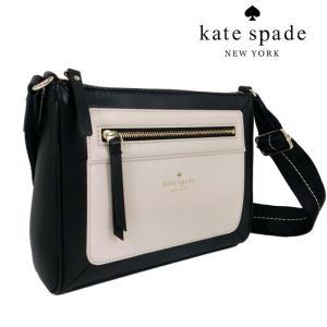 ケイト スペード バッグ KATE SPADE ショルダーバッグ レザー ブラック PXRU5441 047/メンズ/レディース|amulet