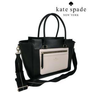 ケイト スペード バッグ KATE SPADE 2WAY ショルダーバッグ レザー ブラック PXRU5442 047/メンズ/レディース|amulet