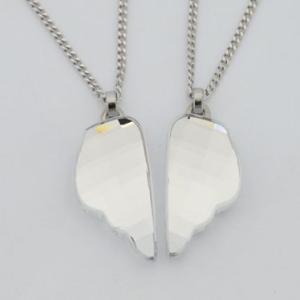 Swarovski スワロフスキー  ネックレス Feather フェザー モチーフ シルバー SK-1087213 レディース メンズ ブランド 新作 amulet