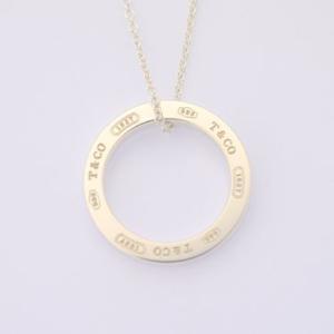 ティファニー アクセサリー TIFFANY&CO. ネックレス ペンダント サークルミディアム ペンダント 25049179/メンズ/レディース|amulet