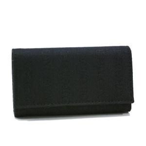 エンポリオ アルマーニ EMPORIO ARMANI キーケース  ブラック YEMG68 YCF04 88001 レディース メンズ ブランド 新作|amulet