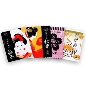 粉末みそ汁&お吸いもの バラエティセット (4種類・計16袋...