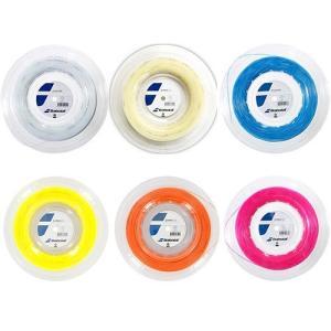【全6色】バボラ シンセティック ガット(125mm/130mm/135mm)200Mロール 243121 硬式テニス モノフィラメント ガット(Babolat Synthetic Gut)【2015年8月登録】|amuse37