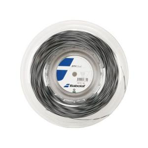 バボラ RPMデュアル (125mm/130mm) 200Mロール 硬式テニス ポリエステル ガット (Babolat RPMDual )243122|amuse37