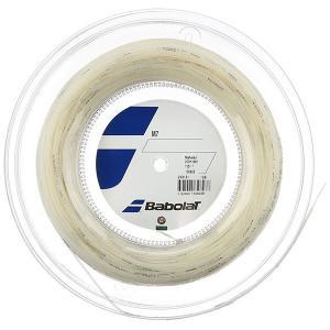 バボラ(Babolat) M7(1.25mm/1.30mm/1.35mm/1.40mm) 200Mロール 243131 マルチフィラメントガット【2017年7月登録 硬式テニスガット】|amuse37