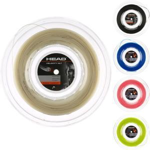 ヘッド ベロシティ MLT 200Mロール(1.25mm/1.30mm)硬式テニスガット マルチフィラメントガット(Head Velocity MLT String)【2015年12月登録】 amuse37