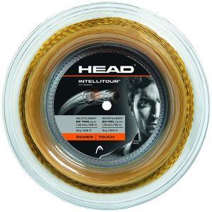 【ハイブリッド】ヘッド インテリツアー ロール (メイン108m クロス92m)硬式テニスガット(1.25mm/1.30mm)(Head INTELLITOUR)281012|amuse37