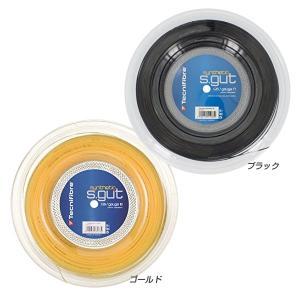 テクニファイバー シンセティックガット(125/130/135)200Mロール 硬式テニス モノフィラメント ガット(Tecnifibre synthetic gut)|amuse37