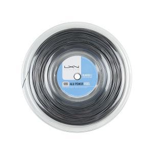 ルキシロン ビッグバンガー アルパワー フィール(1.20mm) 200Mロール 硬式テニス ポリエ...