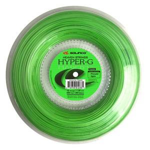 ソリンコ ハイパーG(1.15/1.20/1.25/1.30mm) 200Mロール 硬式テニス ポリエステル ガット(Solinco HYPER G 200m roll strings)【2015年11月発売】|amuse37