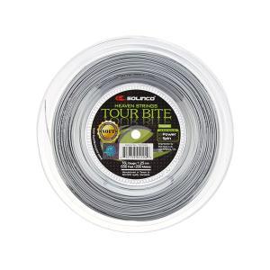 ソリンコ ツアーバイト ソフト(1.15/1.20/1.25/1.30mm) 200Mロール 硬式テニス ポリエステル ガットSolinco Tour Bite Soft 200m roll strings 1920060|amuse37