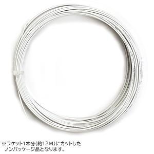 SPEC カラー:ホワイト ゲージ:1.25mm/1.30mm レングス:12M 素材/構造:ポリエ...