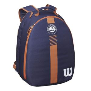 ウィルソン(Wilson) ジュニア Roland Garros ローランギャロス バックパック WR8007101001-ネイビー×クレイ(21y3m)|amuse37