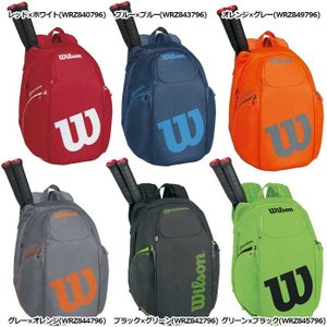 【ラケット収納可】ウィルソン(Wilson) バンクーバー バックパック WRZ840796/WRZ843796/WRZ849796/WRZ844796/WRZ842796/WRZ845796