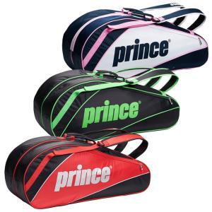 在庫処分特価】[6本収納]プリンス(Prince) TEAM チームシリーズ ラケットバッグ テニスバッグ AT072(21y3m)|amuse37