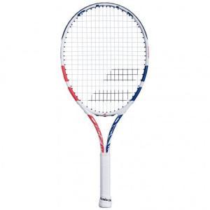 [グラファイトコンポジット素材]バボラ(Babolat) 2021 DRIVE JR24GIRL ドライブJR24ガール(220g) 海外正規品 硬式テニスジュニアラケット 140423-301(21y2m)[AC]|amuse37
